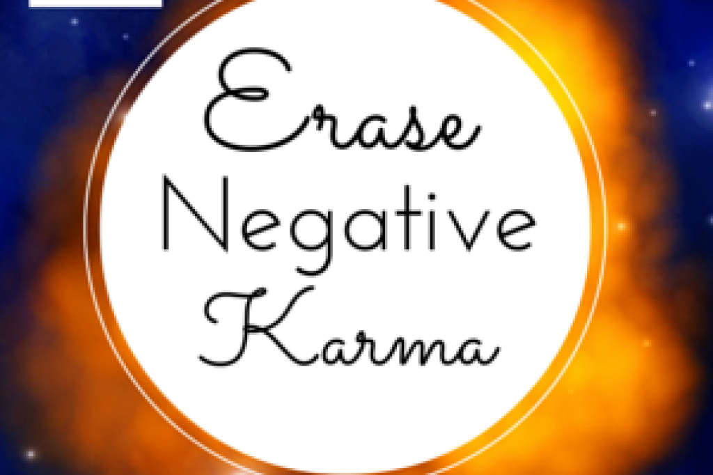 Erase Negative Karma by Dr. Roy